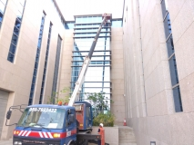 Bucket Trucks With Crane